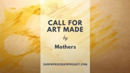 Call for art Online shop art and publications by artists